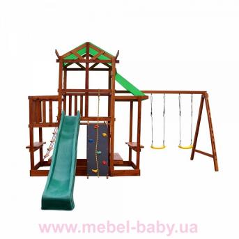Детский игровой комплекс для дачи Babyland-9 Sportbaby