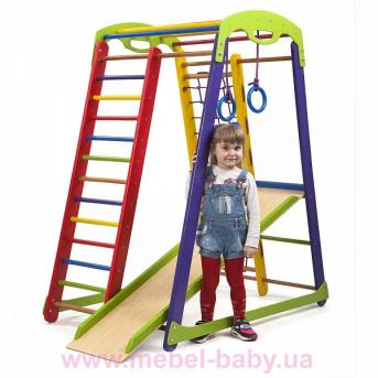 Детский спортивный уголок- Кроха 1 мини Sportbaby