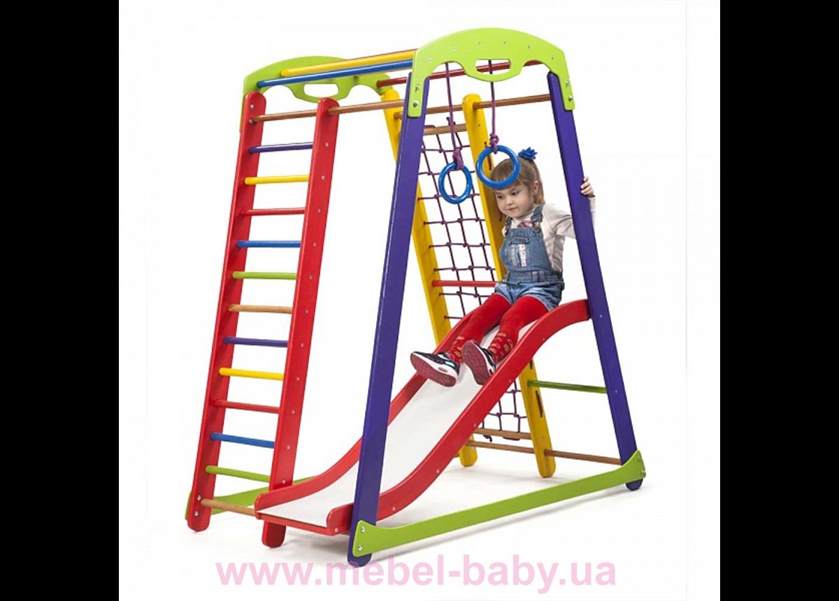 Детский спортивный уголок- Кроха - 1 Plus 1 Sportbaby