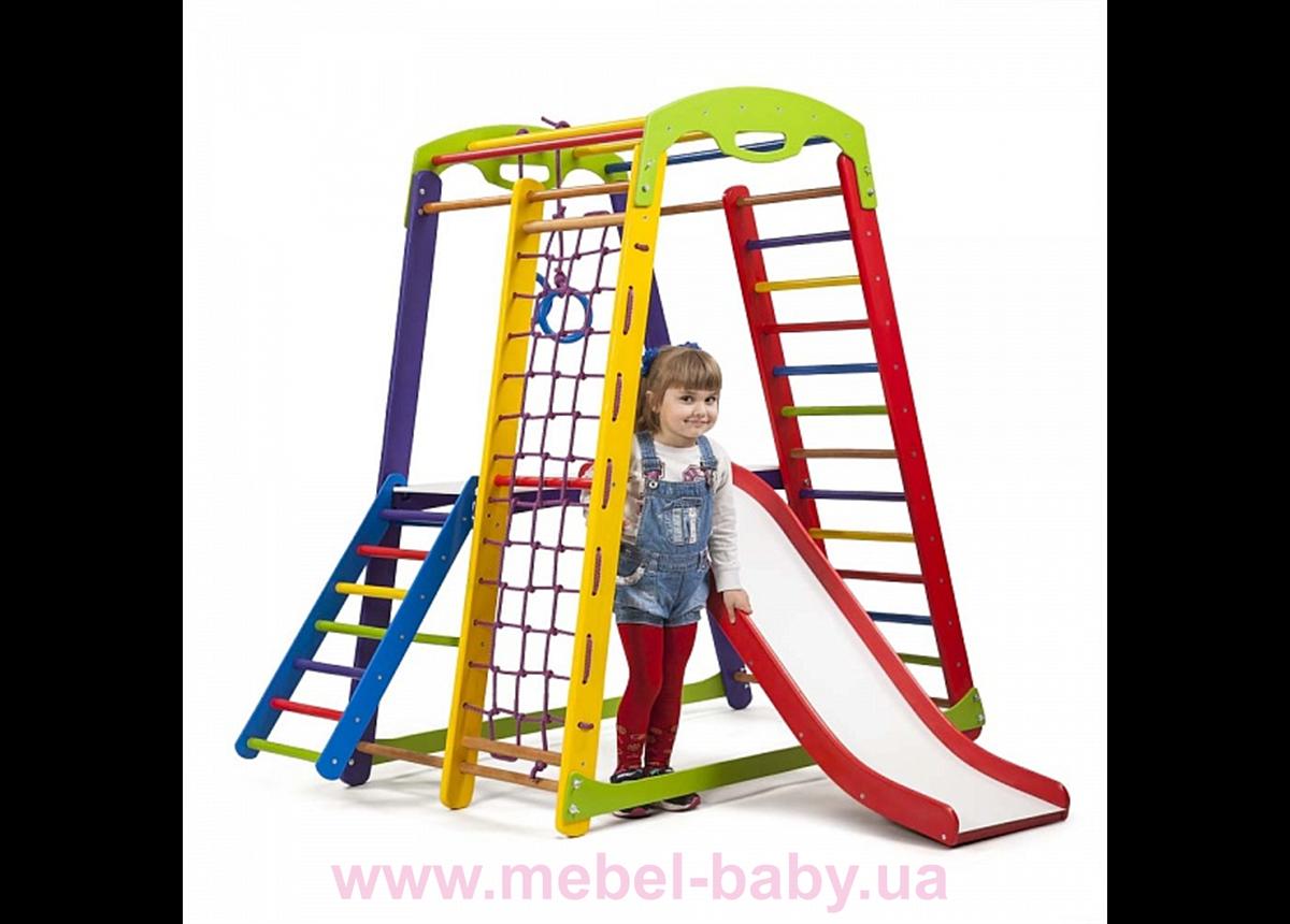 Детский спортивный уголок- Кроха - 1 Plus 2 Sportbaby