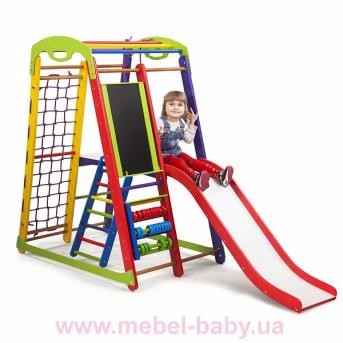 Детский спортивный уголок- Кроха - 1 Plus 3 Sportbaby