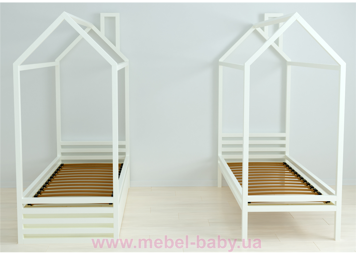 Кровать-домик BabyLodge 003 IngVart 70x160