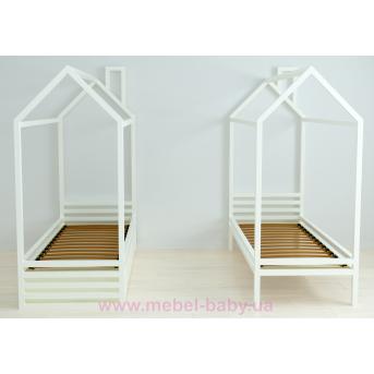 Кровать-домик BabyLodge 003 с ящиком IngVart 70x160