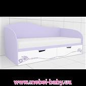 Кровать G-L-05 Гламур