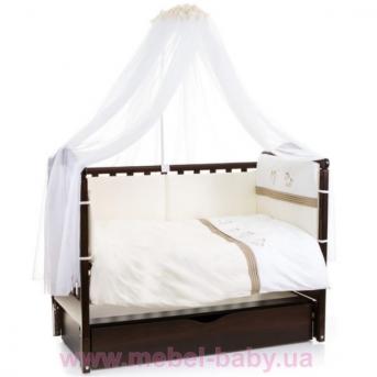 Набор постельного белья Horses (7 предметов) Mioobaby