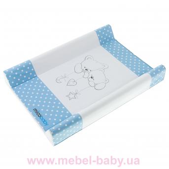 Пеленальный матрас Cuddle Bear Mioobaby