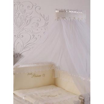 Набор постельного белья Маленький принц(7 предметов) молочный