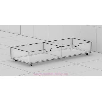Ящик для кровати G-L-20 (G-L-21) Гламур