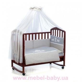 Набор постельного белья Polar Bears (7 предметов) Mioobaby