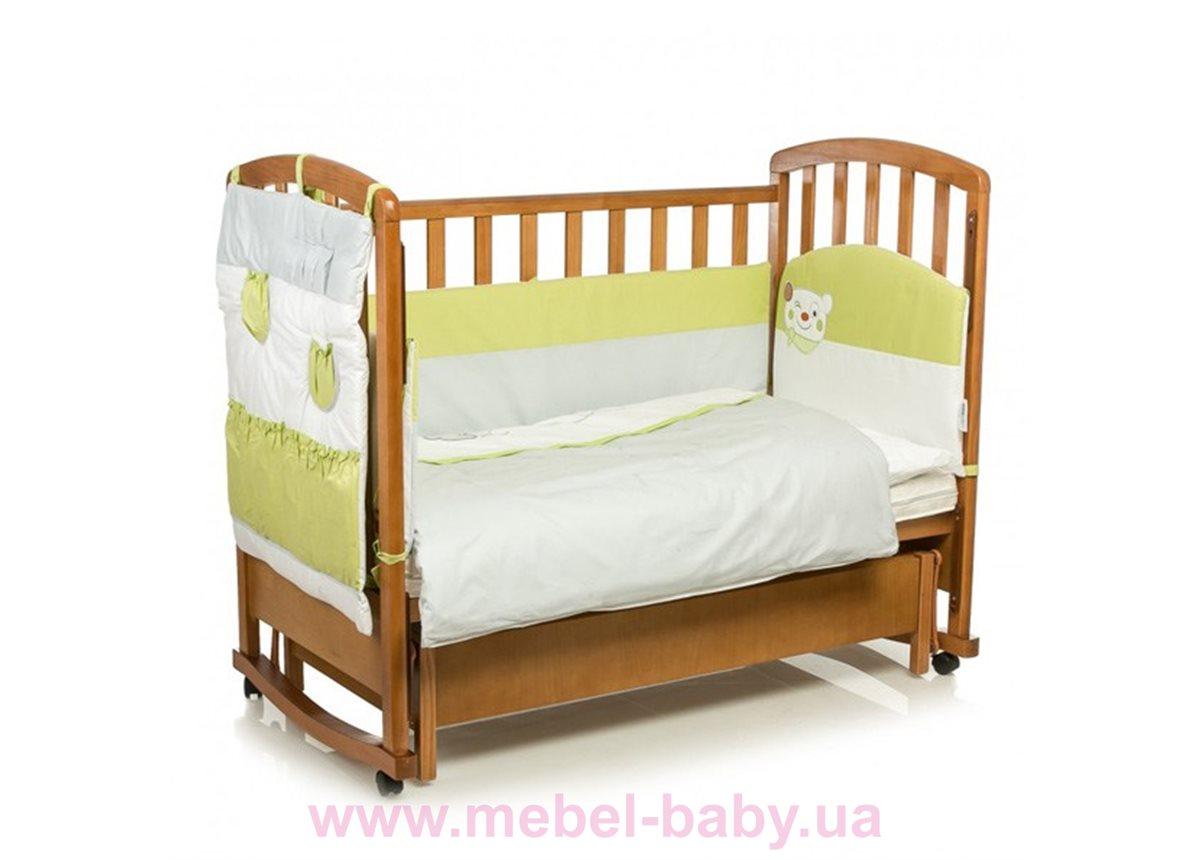 Набор постельного белья Color Design (7 предметов) Mioobaby