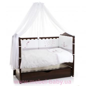 Набор постельного белья Little beep (7 предметов) Mioobaby