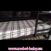 Двухъярусная кровать Моди Мистер Мебл 80х190 Дерево