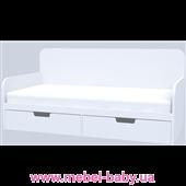 Кровать диванчик I-L-010 (без мягкой части) Indi 90x190 Эдисан