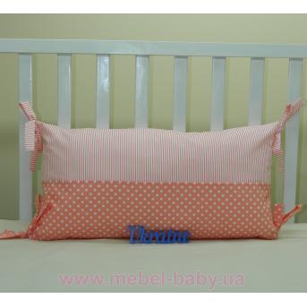 Бортики подушки в кроватку, Подушка - 02 Sindbaby
