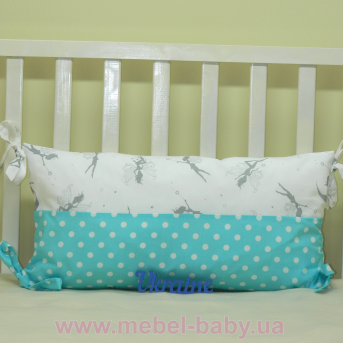 Бортики подушки в кроватку, Подушка - 05 Sindbaby