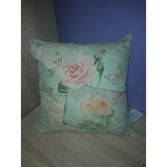 Подушка Нежные розы Apolena