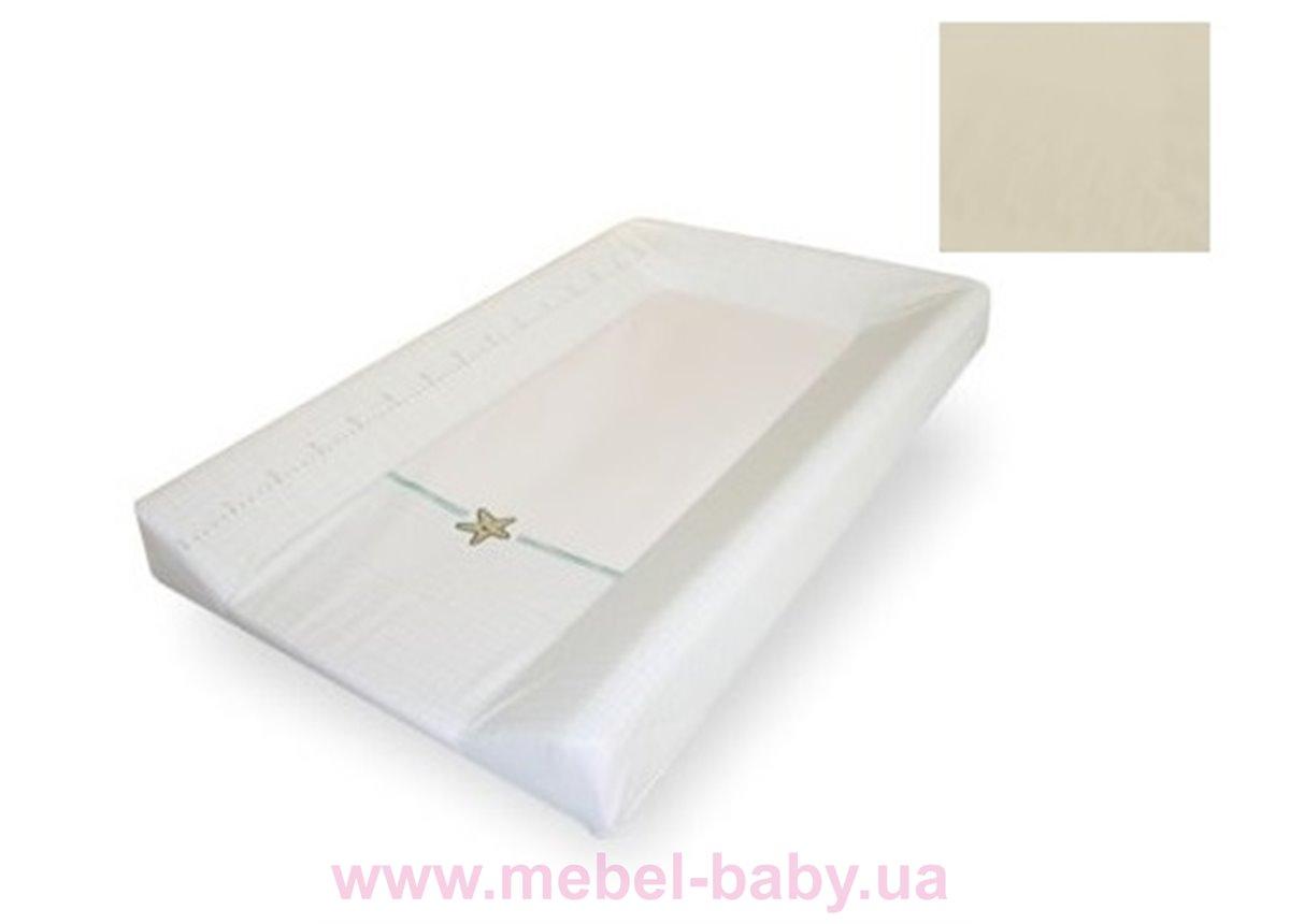 960_Пеленальный столик Meblik Бежевый 50 см