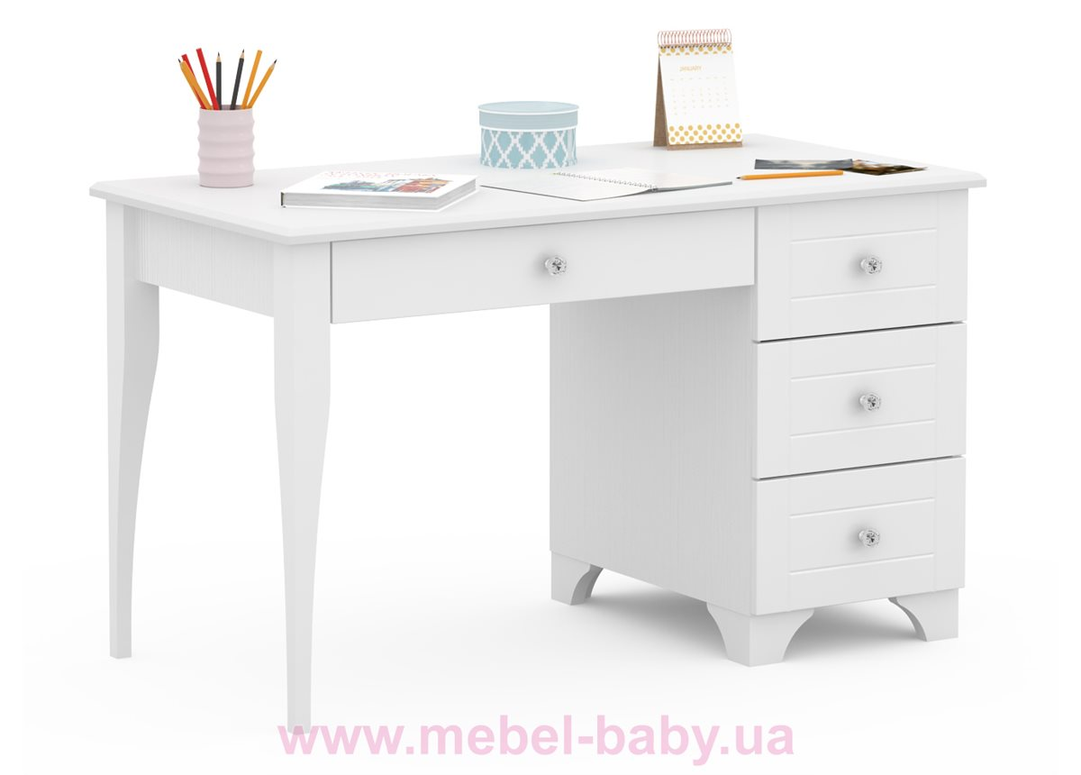 5011_Письменный стол RE 120 правый Boho Meblik