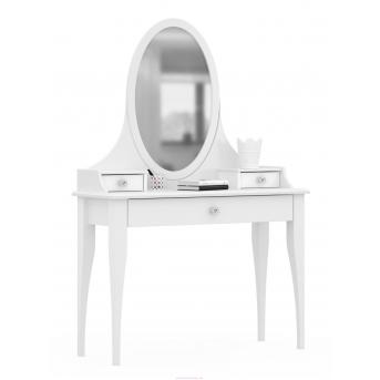5016_Туалетный столик RE  Royal White Meblik