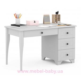Распродажа 511 Письменный стол RE 120 правый Серия Royal Grey Meblik