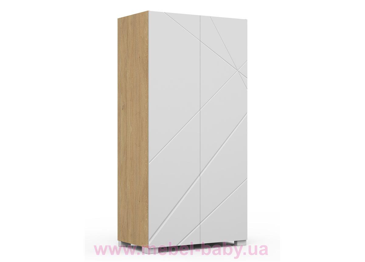 244_Шкаф YO 100  X Серия Oak Meblik