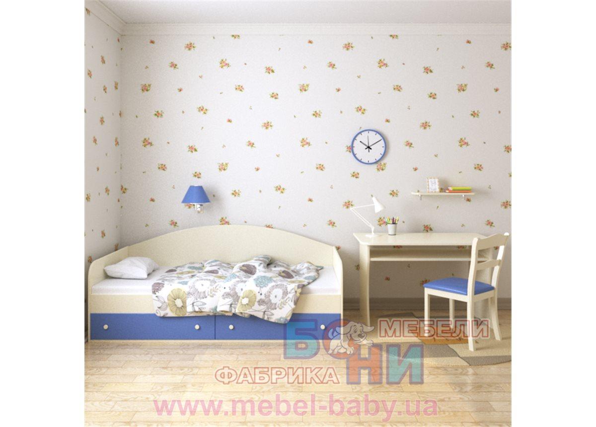 """Кровать-диванчик  """"Жан"""" Бони-Мебель 80x190"""