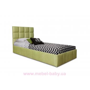 Кровать Молли Мистер Бебл 90x200 (с подъемником) оливковый