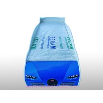Кровать-машина MS 400 Markson 80x190 Синий