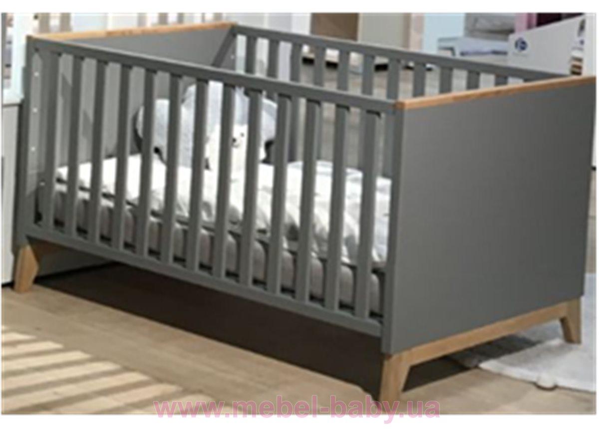 """Кроватка-трансформер для новорожденных """"Мила""""  Венгер 70х140"""