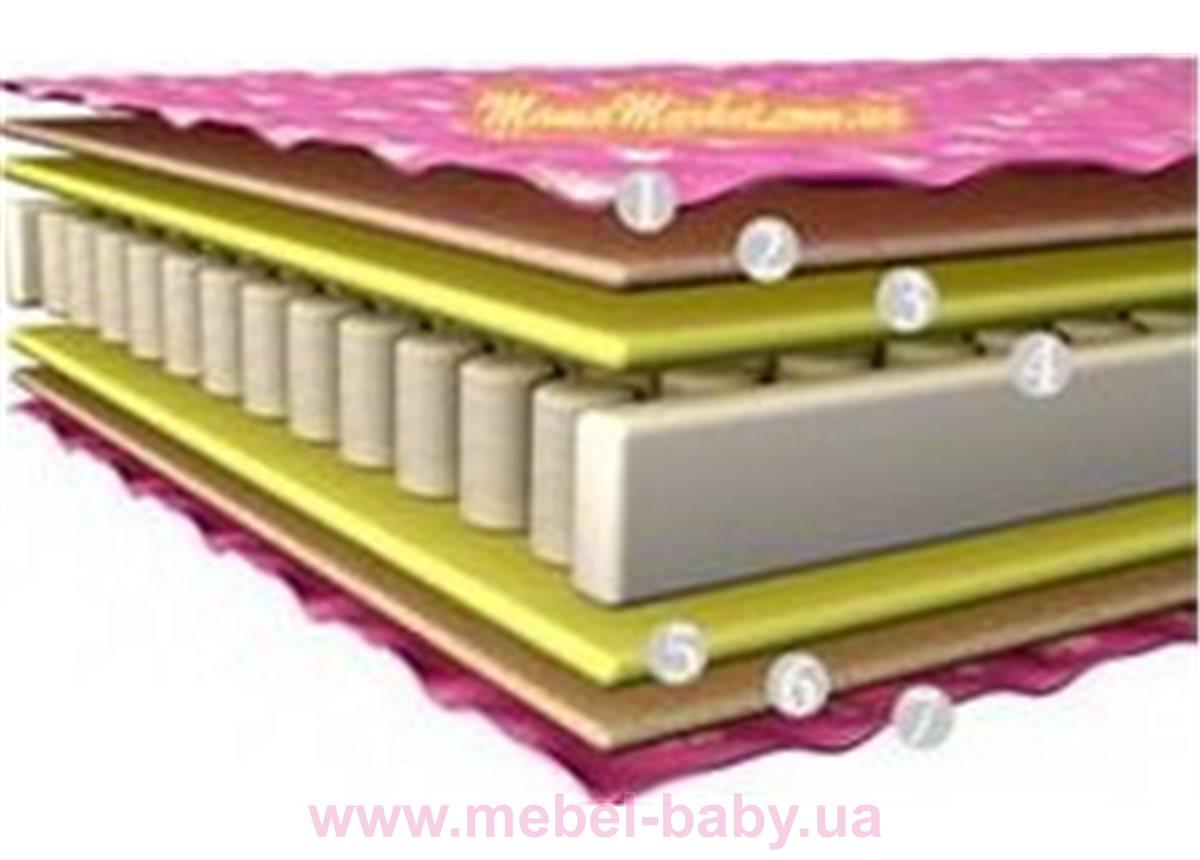 Ортопедический матрас Active Baby 90x200x19 EMM