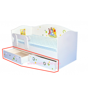 Ящики к кровати-диванчик Винни MebelKon