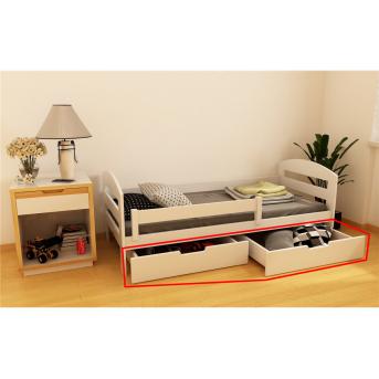 Ящики к кровати-диванчик Винни (масcив) Луна