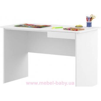 Распродажа 401_письменный стол 12  Meblik белый
