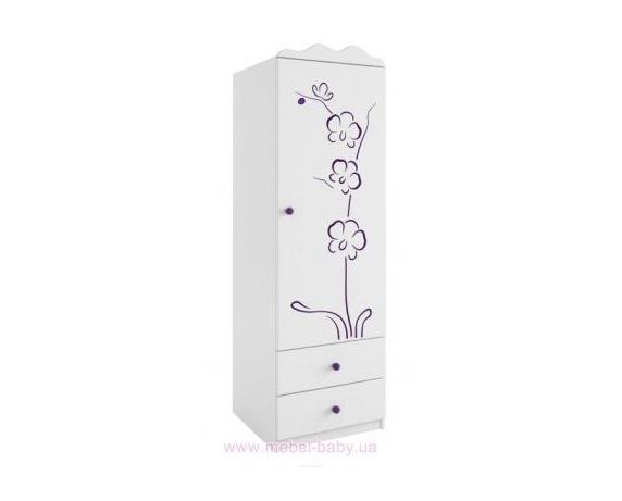 Распродажа 94_Шкаф 60 правый Серия Orhidea 1 Meblik
