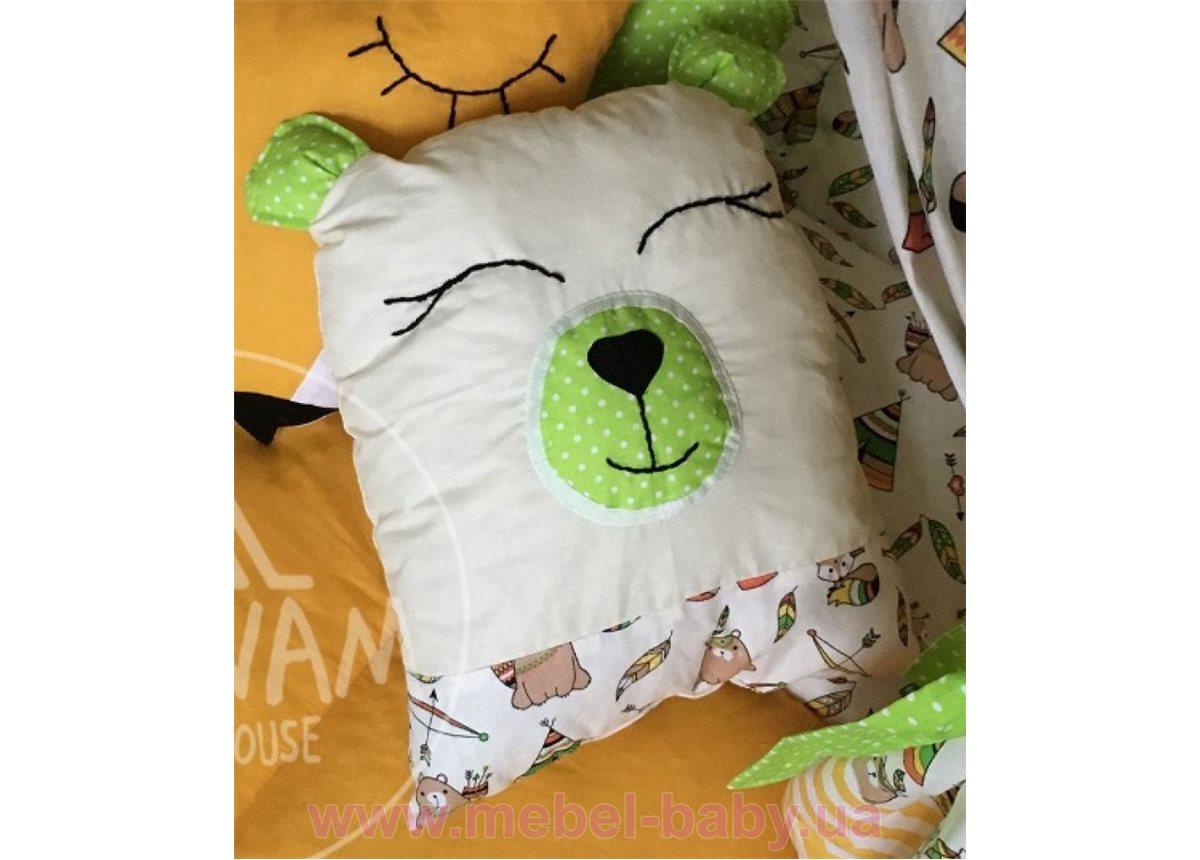Подушка мишка BABYHOUSE
