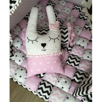 Подушка заяц BABYHOUSE