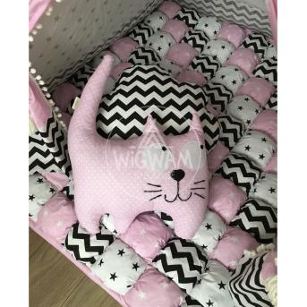 Подушка кошка BABYHOUSE
