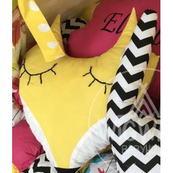 Подушка лиса BABYHOUSE