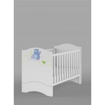 Распродажа  14_Детская 1 кроватка 140x70