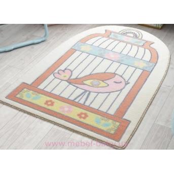 Ковер Confetti - Happy Cage 01 salmon 100*150