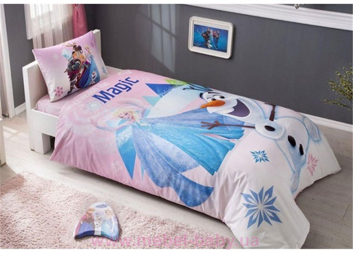 ... Постельное белье Tac Disney - Frozen Pink bb3b55e27c25f