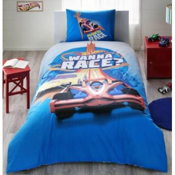 Постельное белье Tac Disney - Hot Wheels Race ... c5169d5e97a92