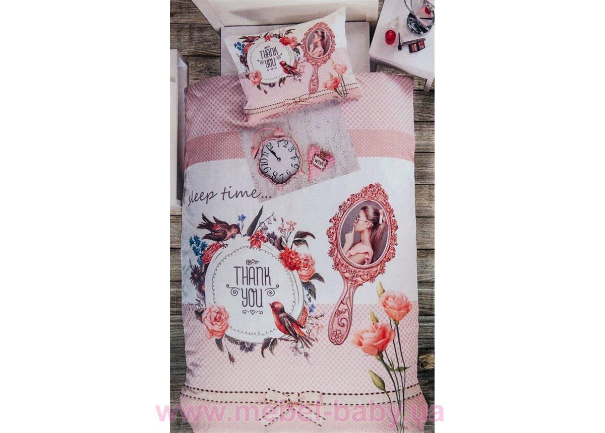 Постельное белье Deco Bianca 3d ранфорс Sleep