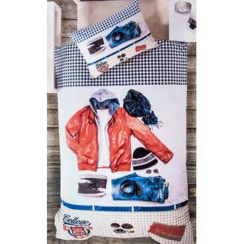 Постельное белье Deco Bianca 3d ранфорс Style