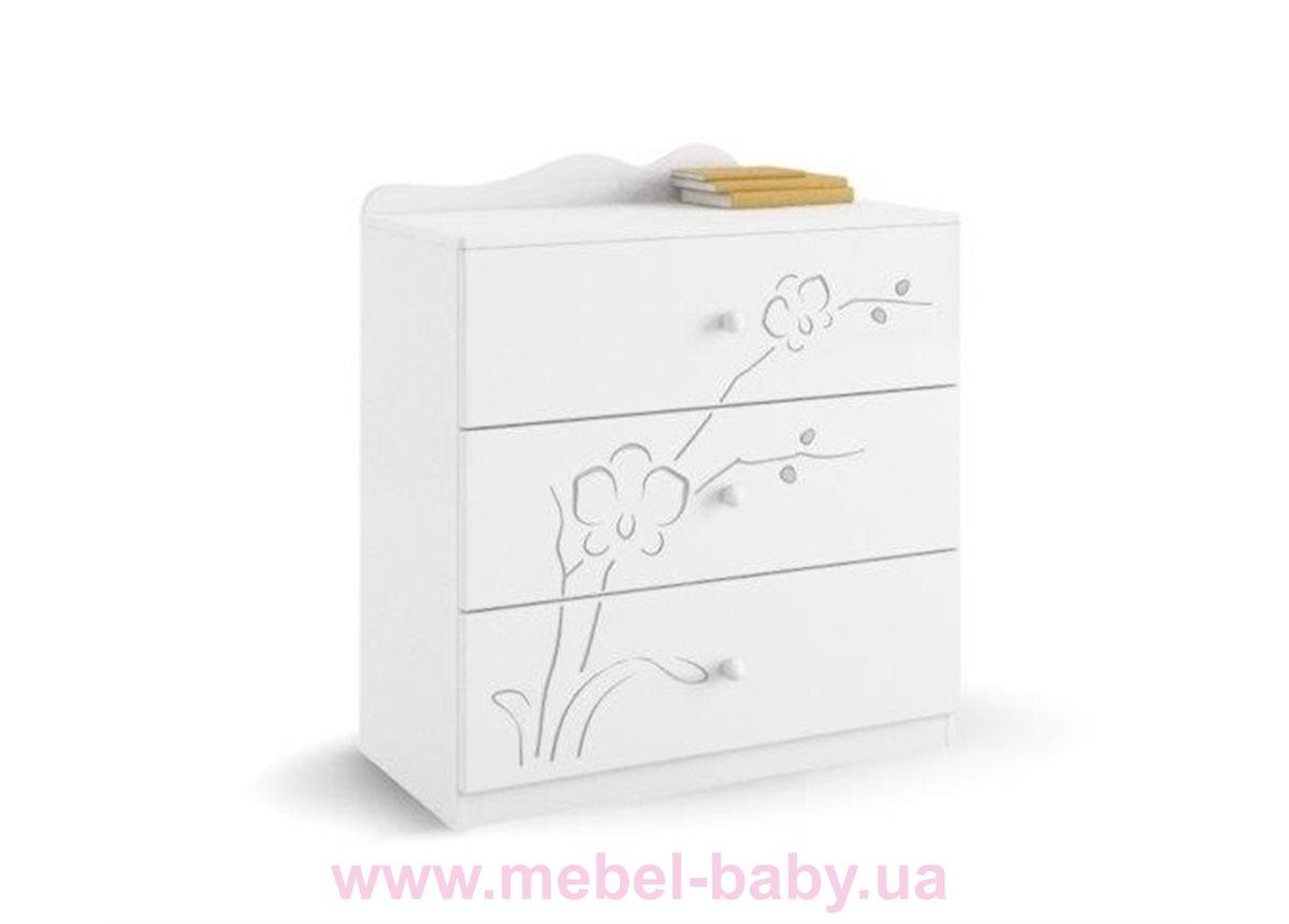 Распродажа 1 Комод 90 Orchidea  Meblik 1