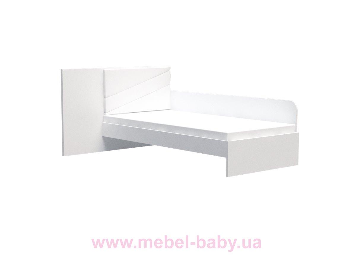 Кровать O-L-006 90x190 Origami Эдисан