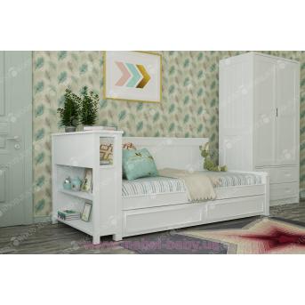 Кровать детская Синдерелла 90x190