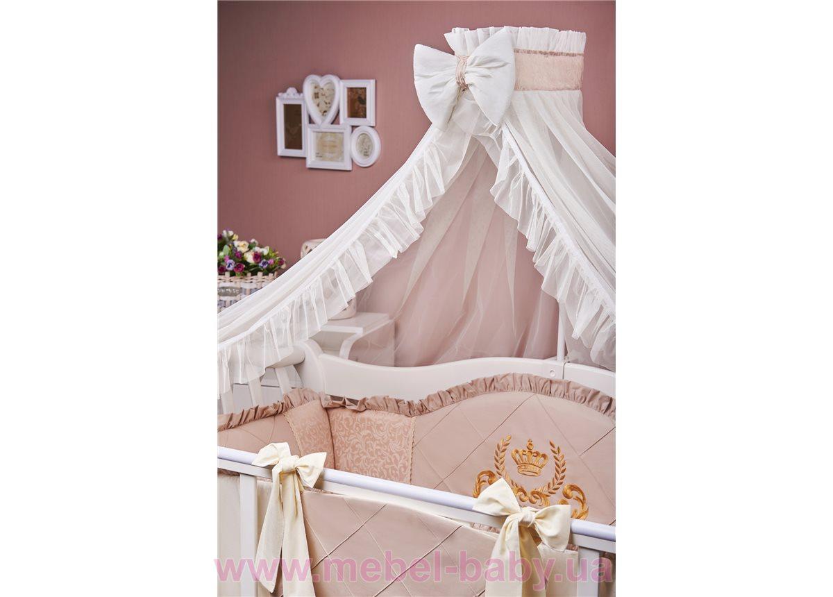 Набор постельного белья Lux 1 Brown MIMIKIDS