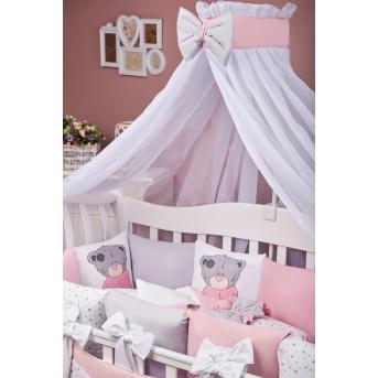 Набор постельного белья Bear Rose MIMIKIDS