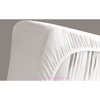 Наматрасник-Чехол (дышащий, не промокаемый) белый 120х60х12 VIALL